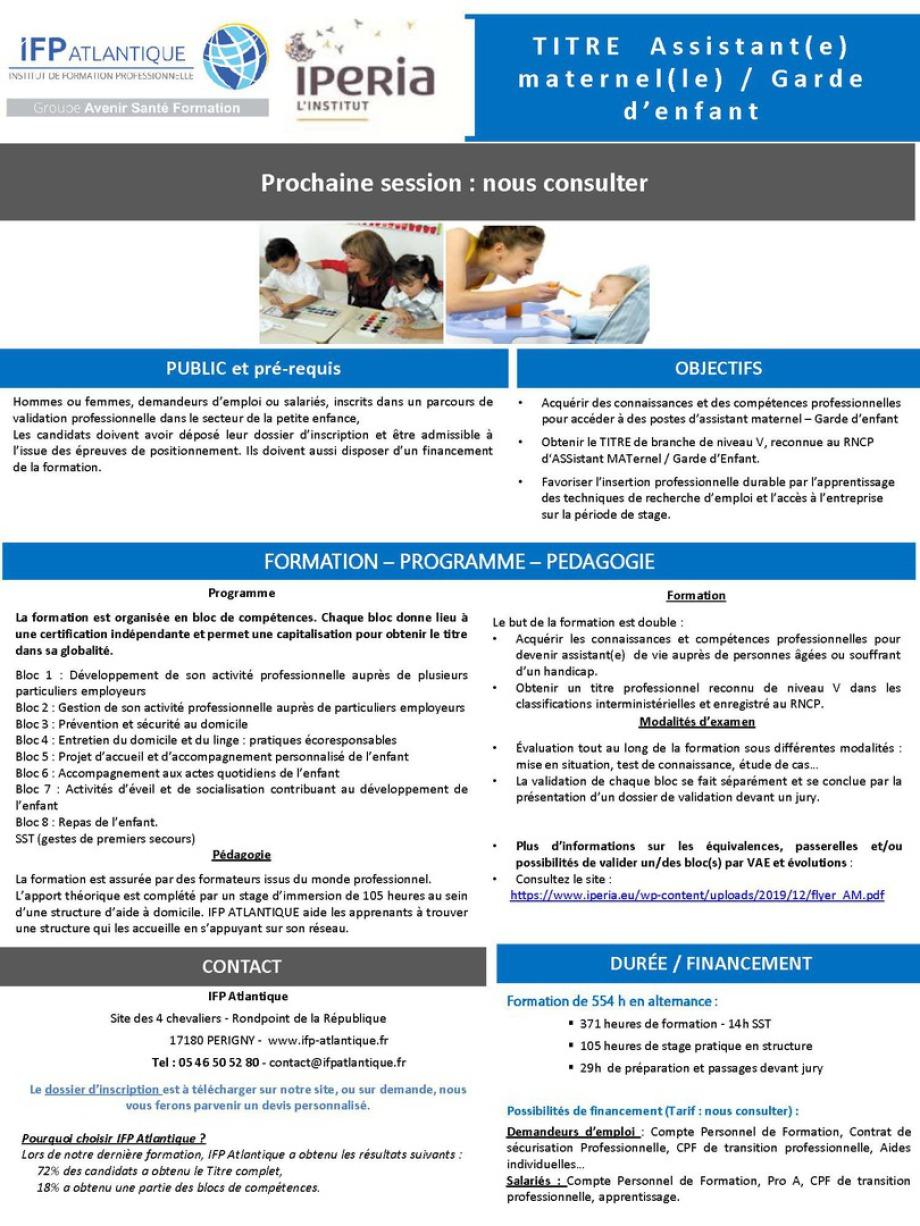 Devenez Assistante Maternelle, garde d'enfant, agrément conseil départemental